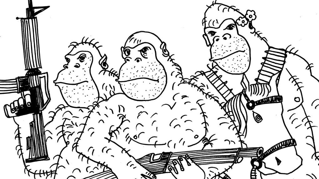 «Задолбал этот пацифизм»: как «Планета обезьян» из антивоенного манифеста превратилась в военную драму