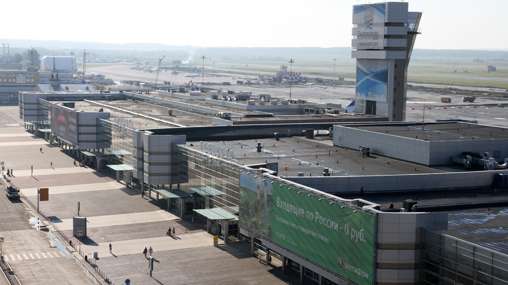 Все стройки Екатеринбурга отдают под надзор аэропорту Кольцово. Как так вышло?