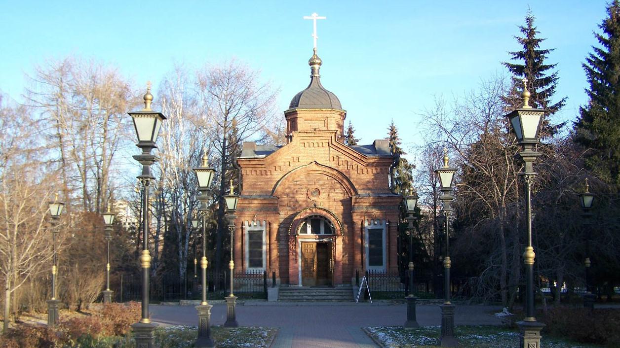 Администрация Екатеринбурга отдала РПЦ часовню в центре города