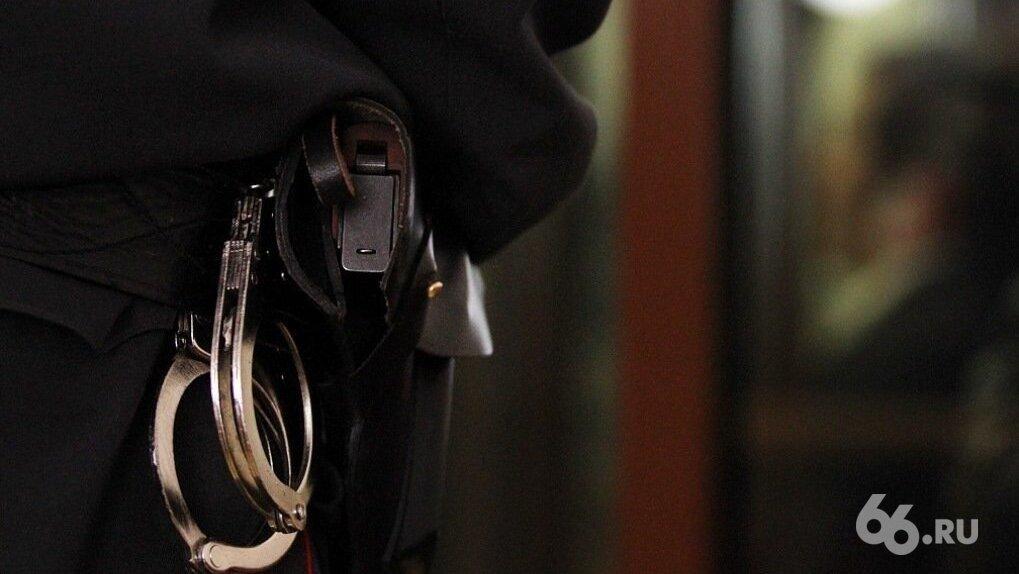 Сотрудники ФСБ задержали главу отдела ГИБДД по Нижнему Тагилу