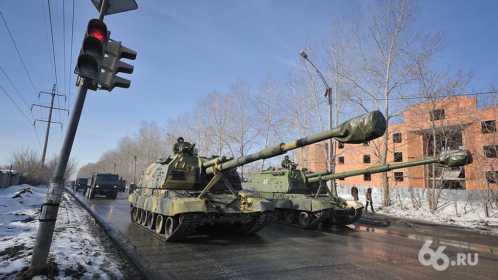 Парад Победы под вопросом, но военные все равно начали репетиции. График перекрытия дорог