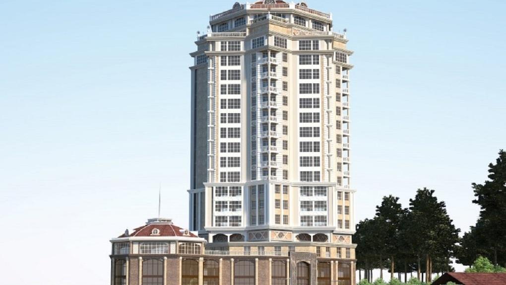 Диаспора продает проект «Дома Азербайджана» у Основинского парка. Стройка переедет в другое место