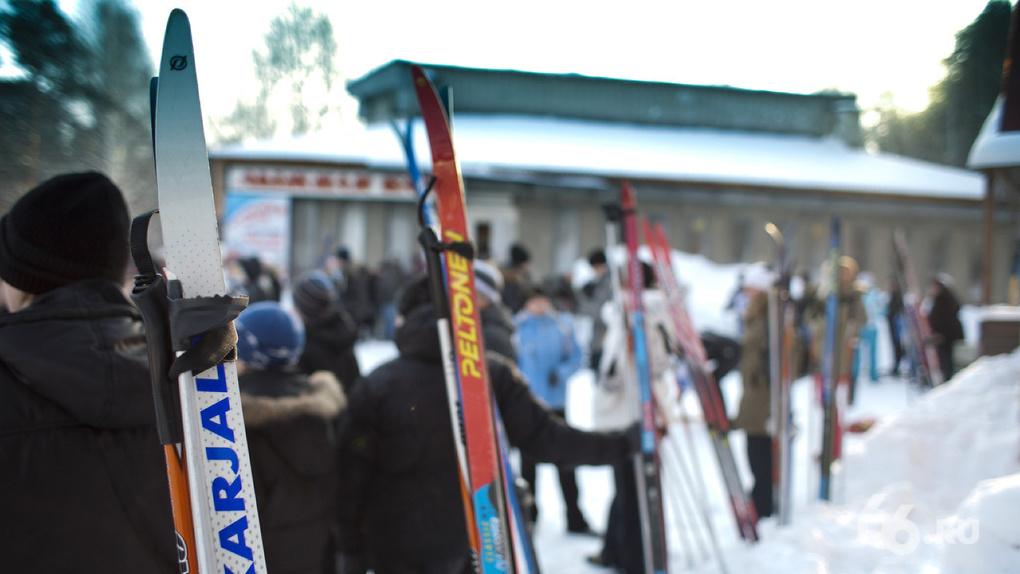 Куда поехать кататься на лыжах? Семь вариантов в разных районах города