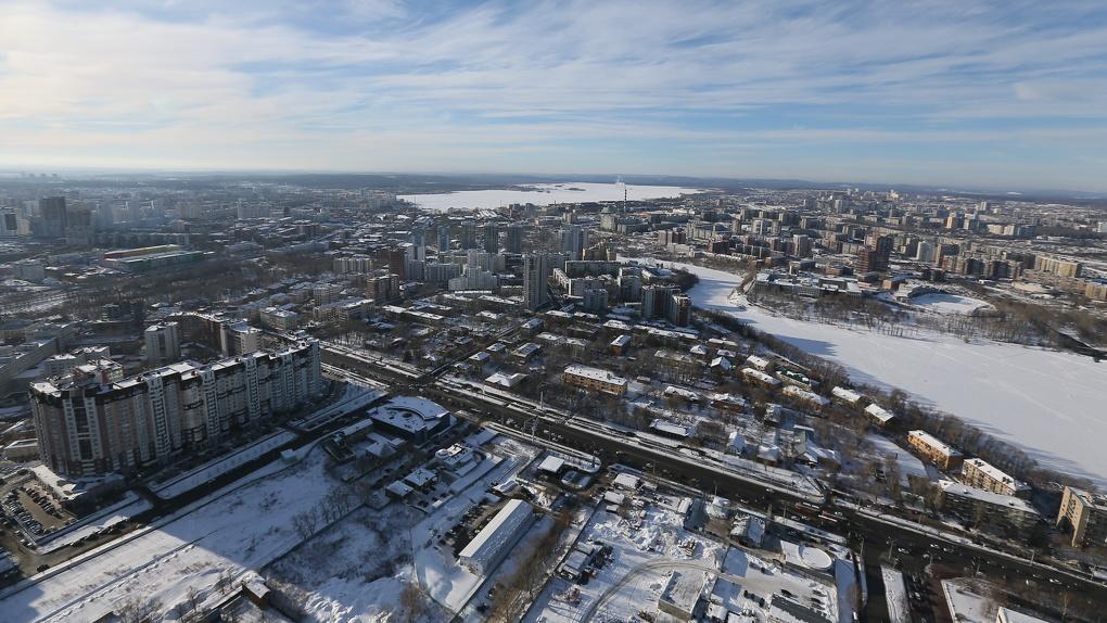 Площадка «Екатеринбург-Сити» кардинально изменится к 2025 году. Проект