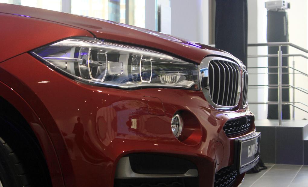 Василий Мельников, BMW: «Нет никаких причин уходить из России»