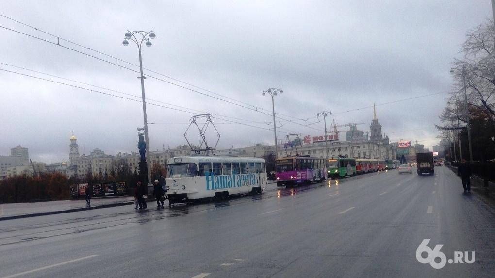 В Екатеринбурге полностью изменят схему движения транспорта. Официальное заявление мэрии