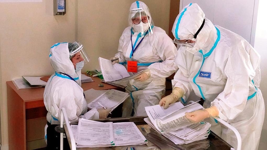 Заболеваемость коронавирусом в России резко снизилась. Это начало конца пандемии?