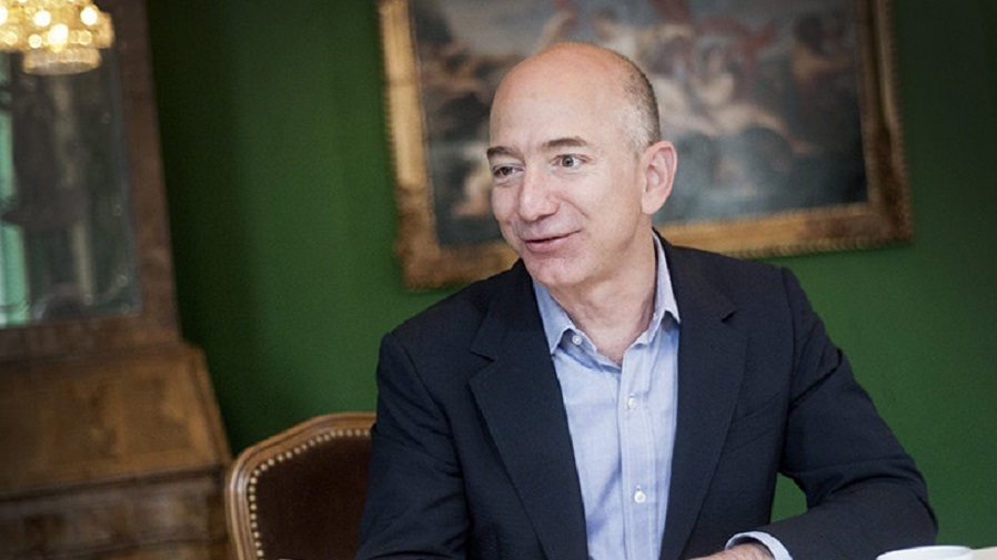 Капитал руководителя Amazon после «черной пятницы» вСША вырос до $100 млрд