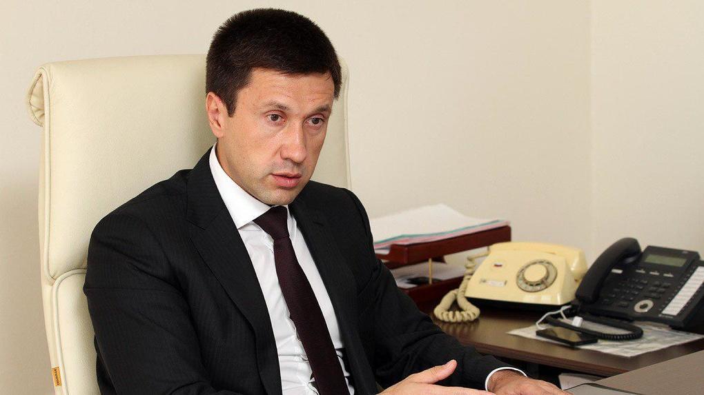 Силовики пришли с обысками к советнику губернатора Алексею Пьянкову