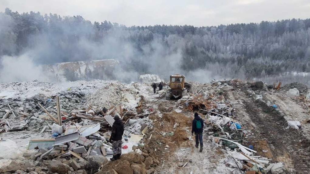 Горадминистрация придумала план спасения от ядовитой свалки на Уралмаше