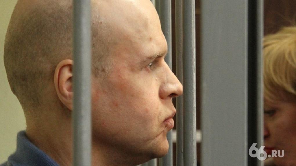 Рейдер Павел Федулев добивается смягчения наказания