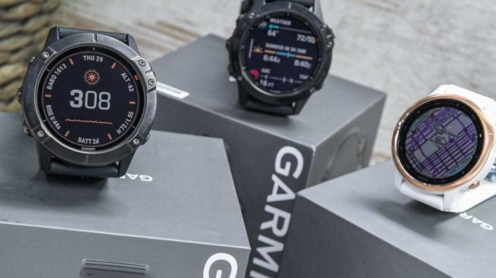 Часы от Garmin  мотивация и функциональность для тренировки