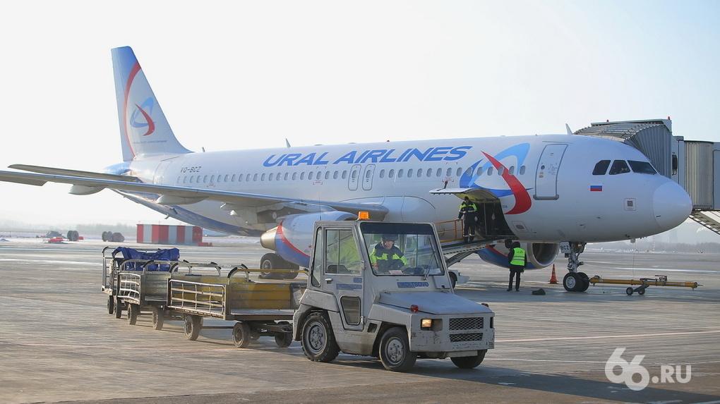 С начала 2020 года «Уральские авиалинии» получили чистый убыток в 4,3 млрд рублей
