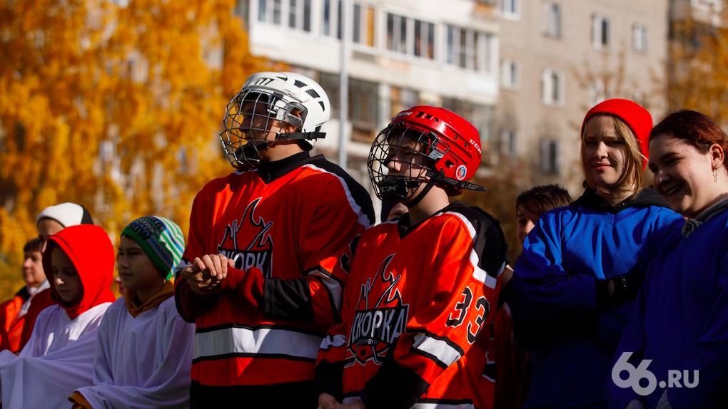 Как вернуть спорт к себе во двор. Опыт руководителя детской хоккейной команды