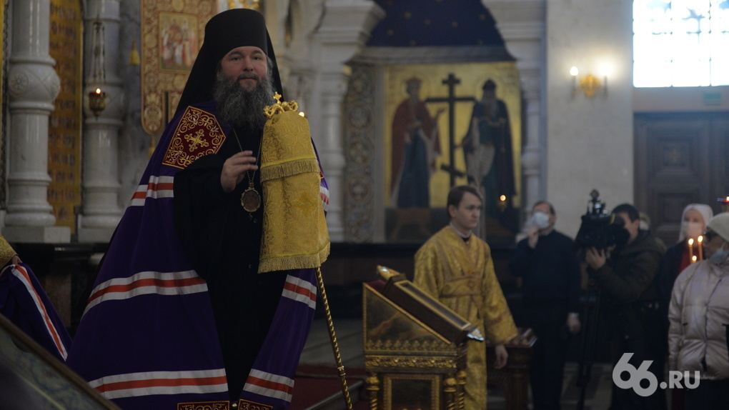 Глава Екатеринбургской епархии завел канал в Telegram, чтобы «отвечать на вызовы современности»