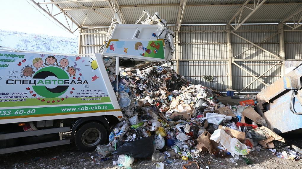 В Дегтярске могут начать стройку секретного мусорного завода для Екатеринбурга. Карта