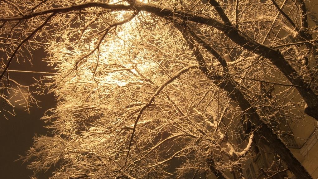 В Екатеринбург идут аномальные морозы