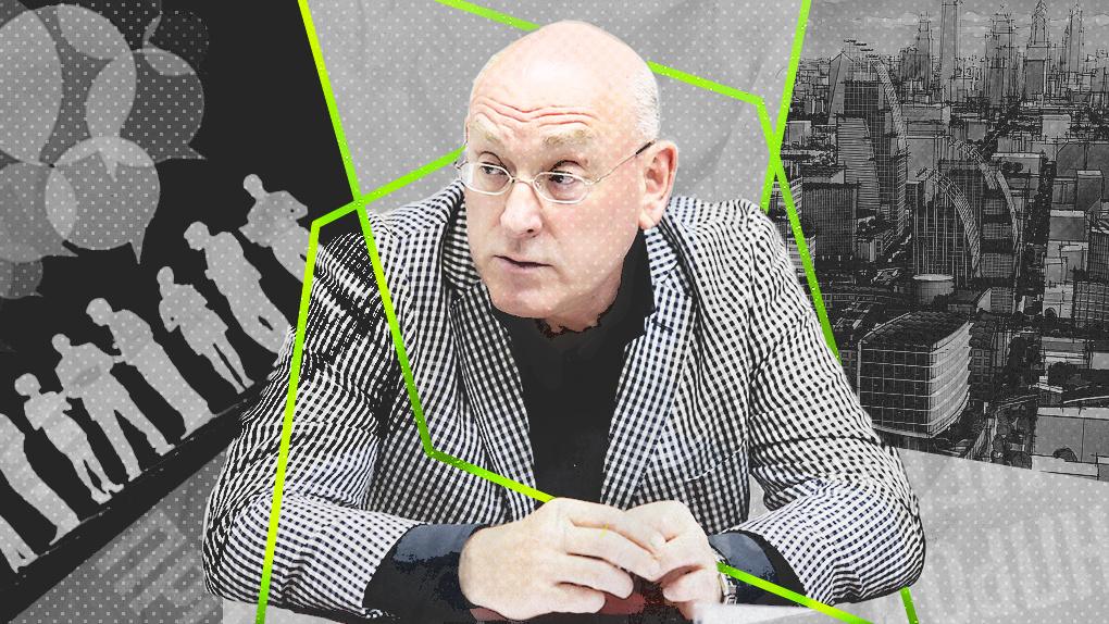 «Городские сумасшедшие — главные ораторы общества». Андрей Бриль — об обсуждениях строительных проектов