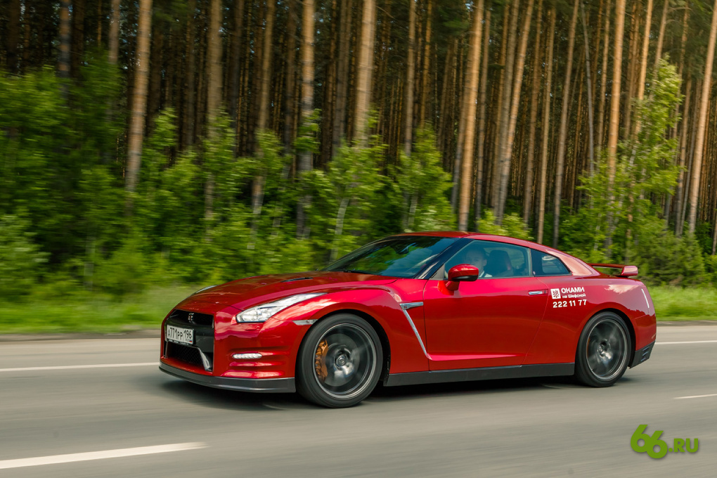 Бытовуха: тестируем суперкар Nissan GT-R в роли семейного автомобиля