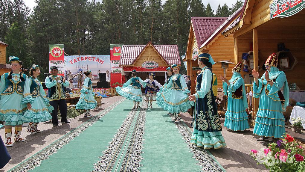 В Свердловской области отменили Сабантуй