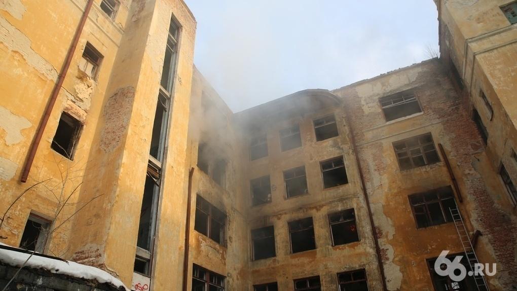 Областные власти отдали заброшенную больницу в Зеленой роще владельцу крупных торговых центров