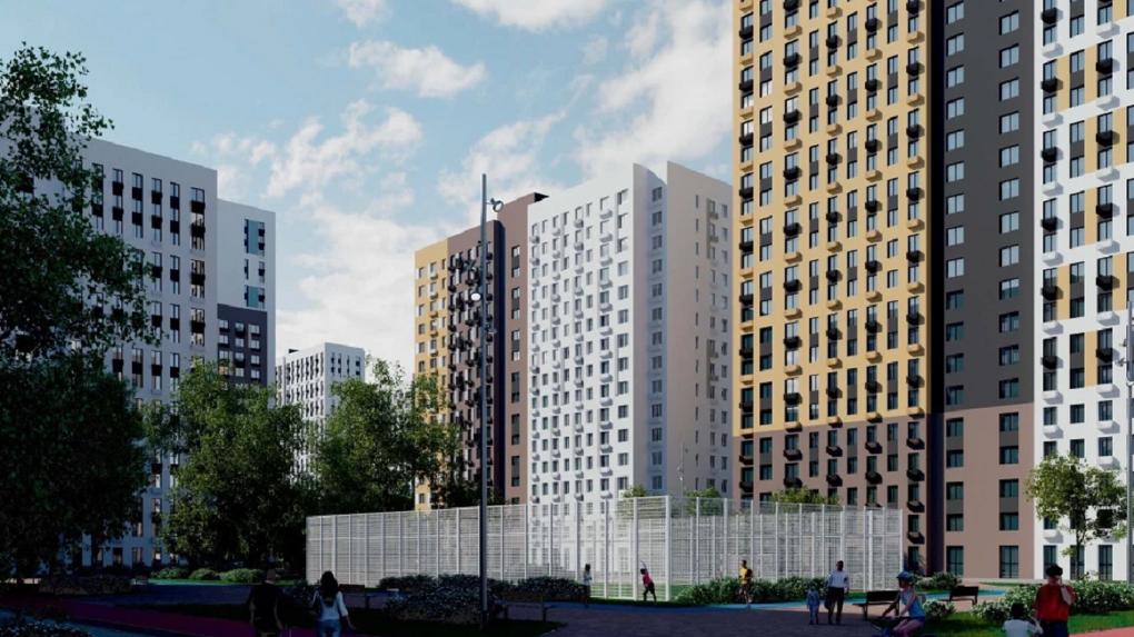 «Группе ЛСР» разрешили застроить жильем территорию завода ЖБИ. Эскизы будущего комплекса