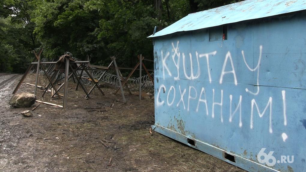 «Здесь Башкирия раскололась надвое». Репортаж с подножия Куштау — нового центра экопротеста России