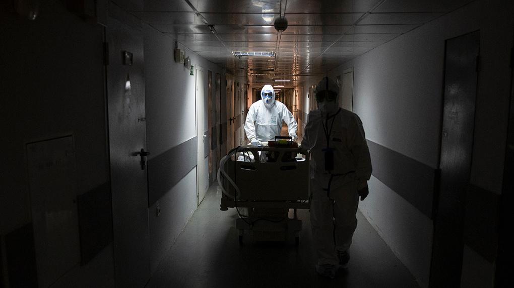 New York Times поставила Россию на первое место в мире по избыточной смертности во время пандемии