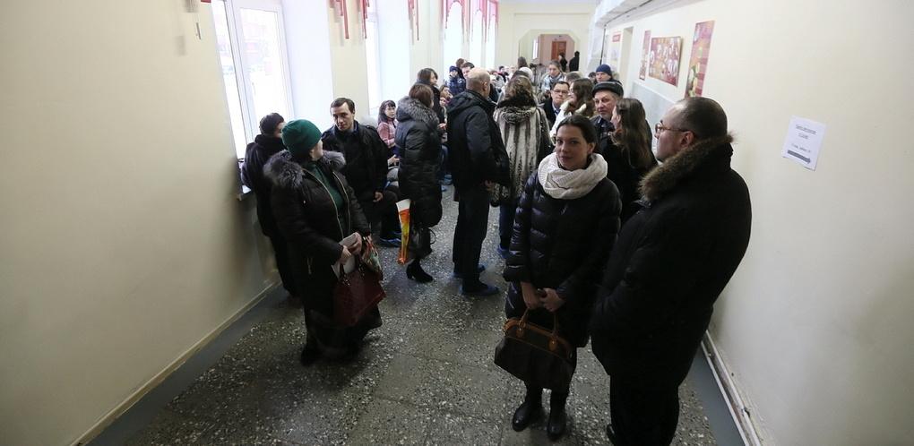 Итоги объявят в конце недели. В первый день в школы Екатеринбурга записалась половина будущих первоклашек