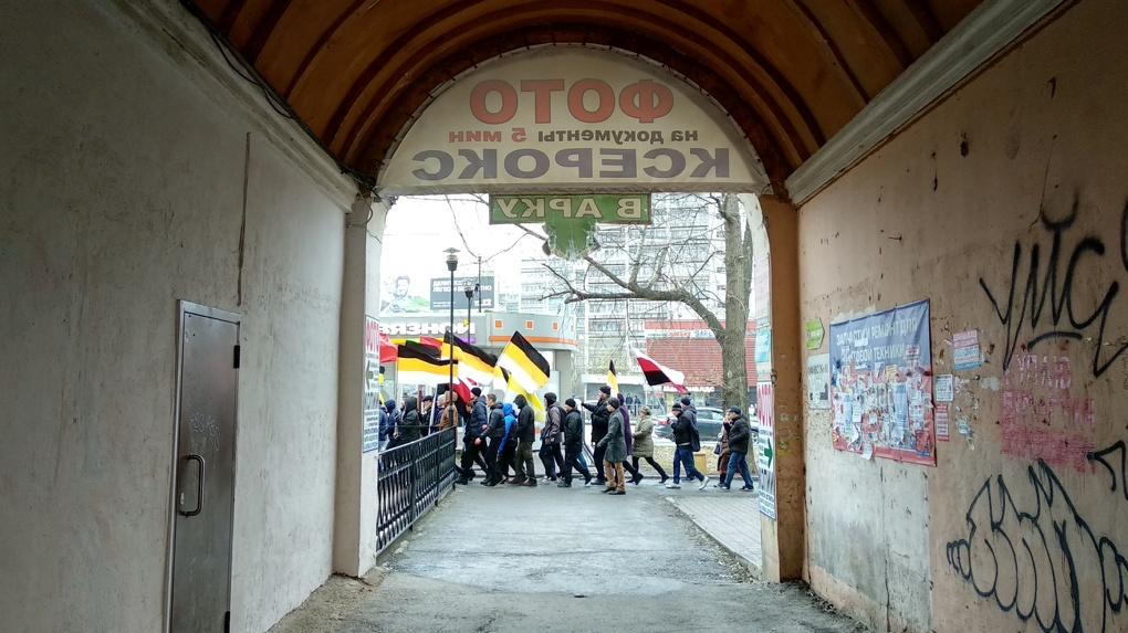Почему больше никто не ходит на «Русский марш». Пять причин