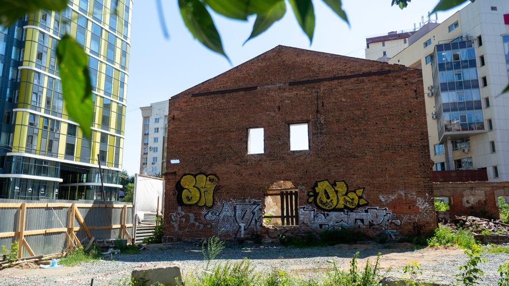 УГМК решила, что делать со старинными особняками на Хохрякова. Стройка здесь начнется уже в этом году