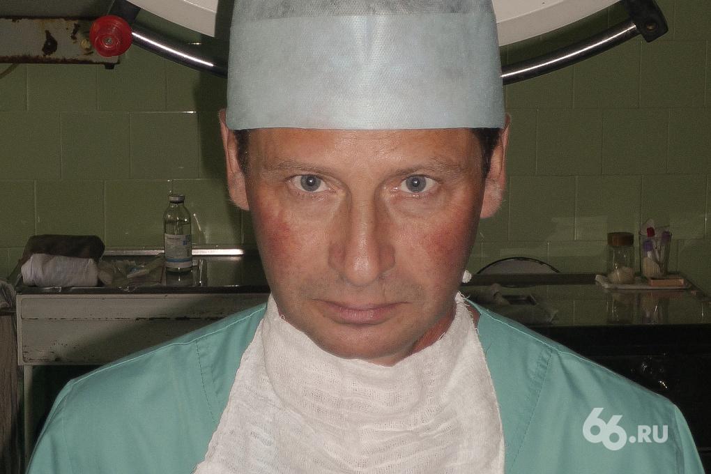 Михаил Эккельман: «Наша хирургия держится на энтузиастах-одиночках»