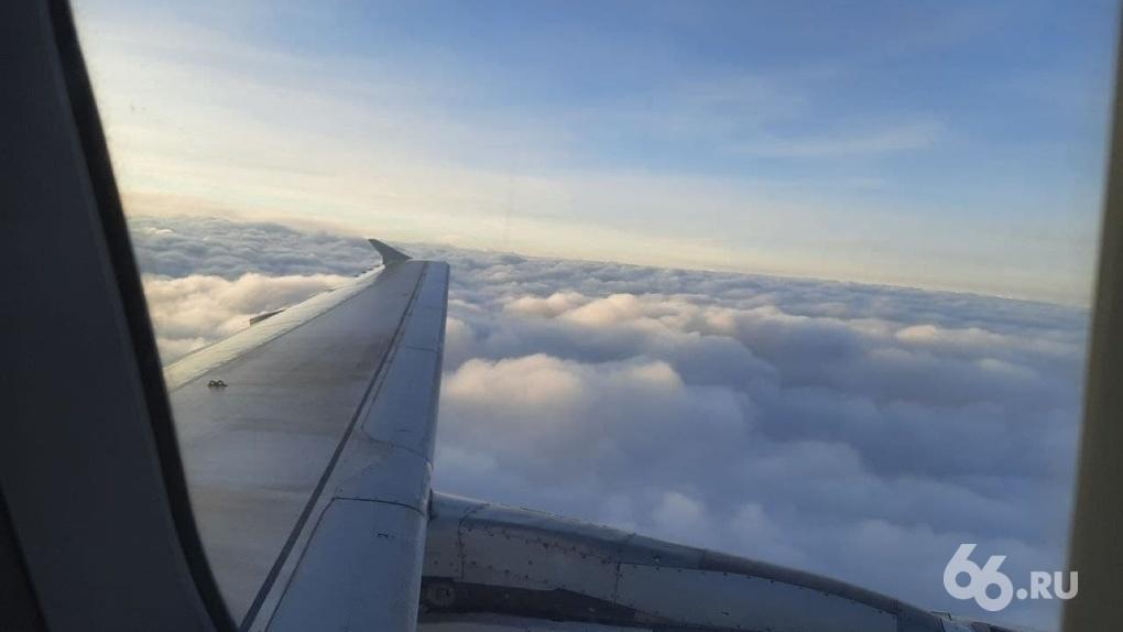 В расписании аэропорта Кольцово появились рейсы на курорты Египта