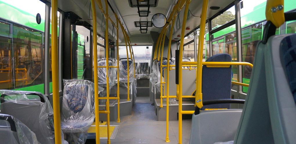 К чемпионату мира по футболу в Екатеринбурге появятся еще 60 низкопольных автобусов