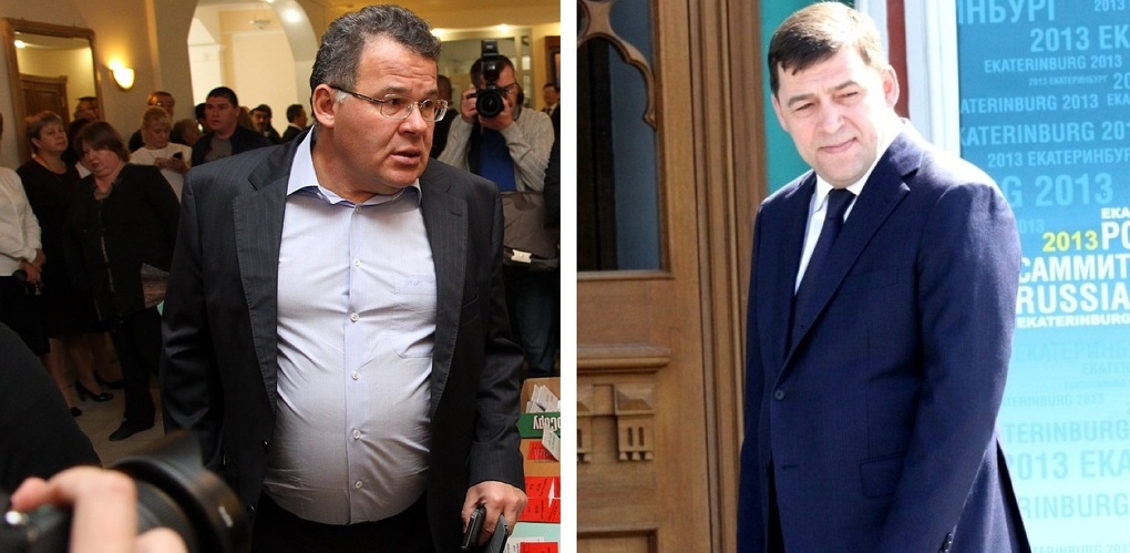 Кремль снова пытается примирить Евгения Куйвашева и Владимира Тунгусова в преддверии выборов