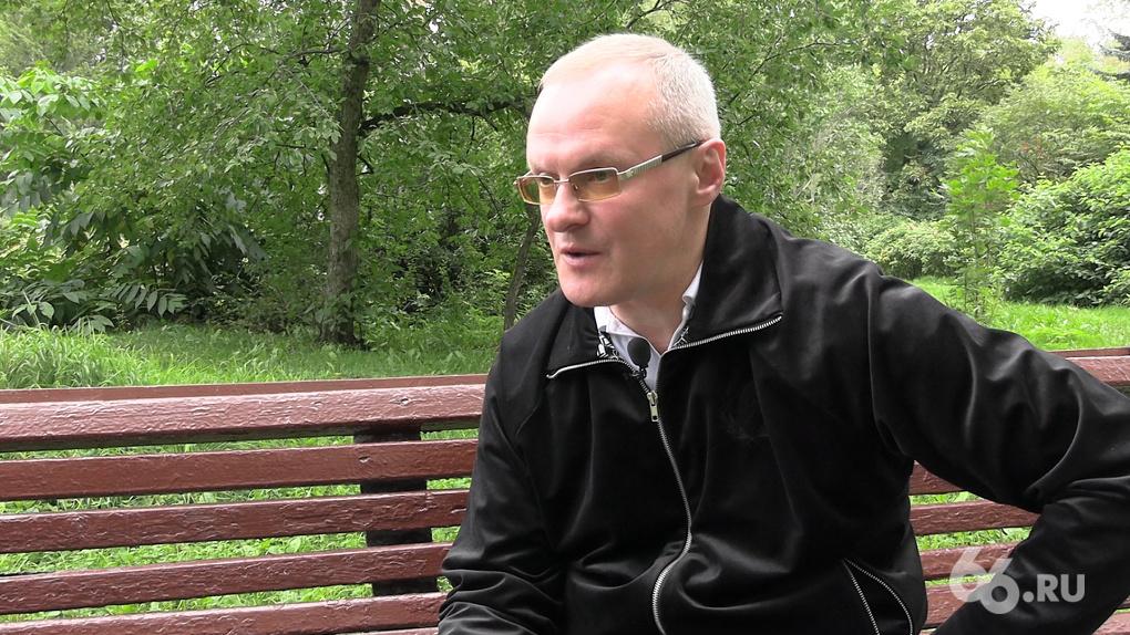 «Дело сфабриковали, а ты сиди и терпи»: первое интервью Андрея Овчинникова, обвиняемого в похищении