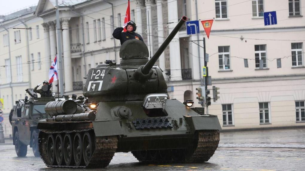 Эволюция Дня Победы от Свердловска до Екатеринбурга. Как это было