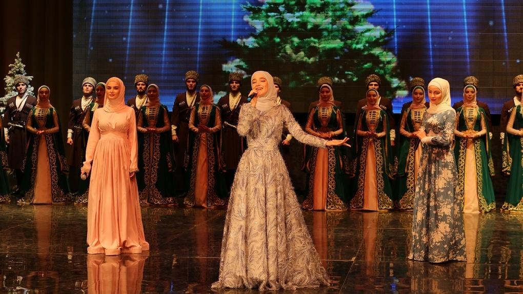 В ЦК «Урал» состоится концерт Государственного фольклорного ансамбля песни и танца «Нохчо»