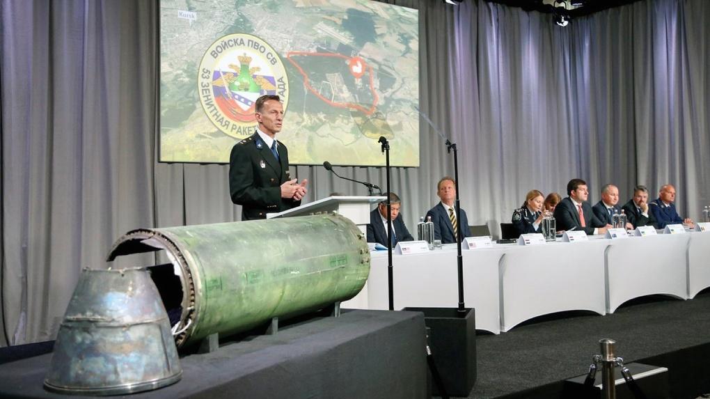 Россия ответила на обвинения следственной группы. Новые подробности крушения «Боинга» над Донецком