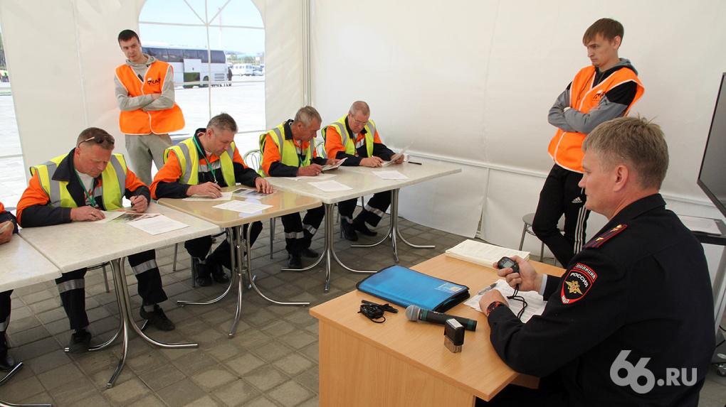 Водителей в Российской Федерации вынудили надевать светоотражающую одежду