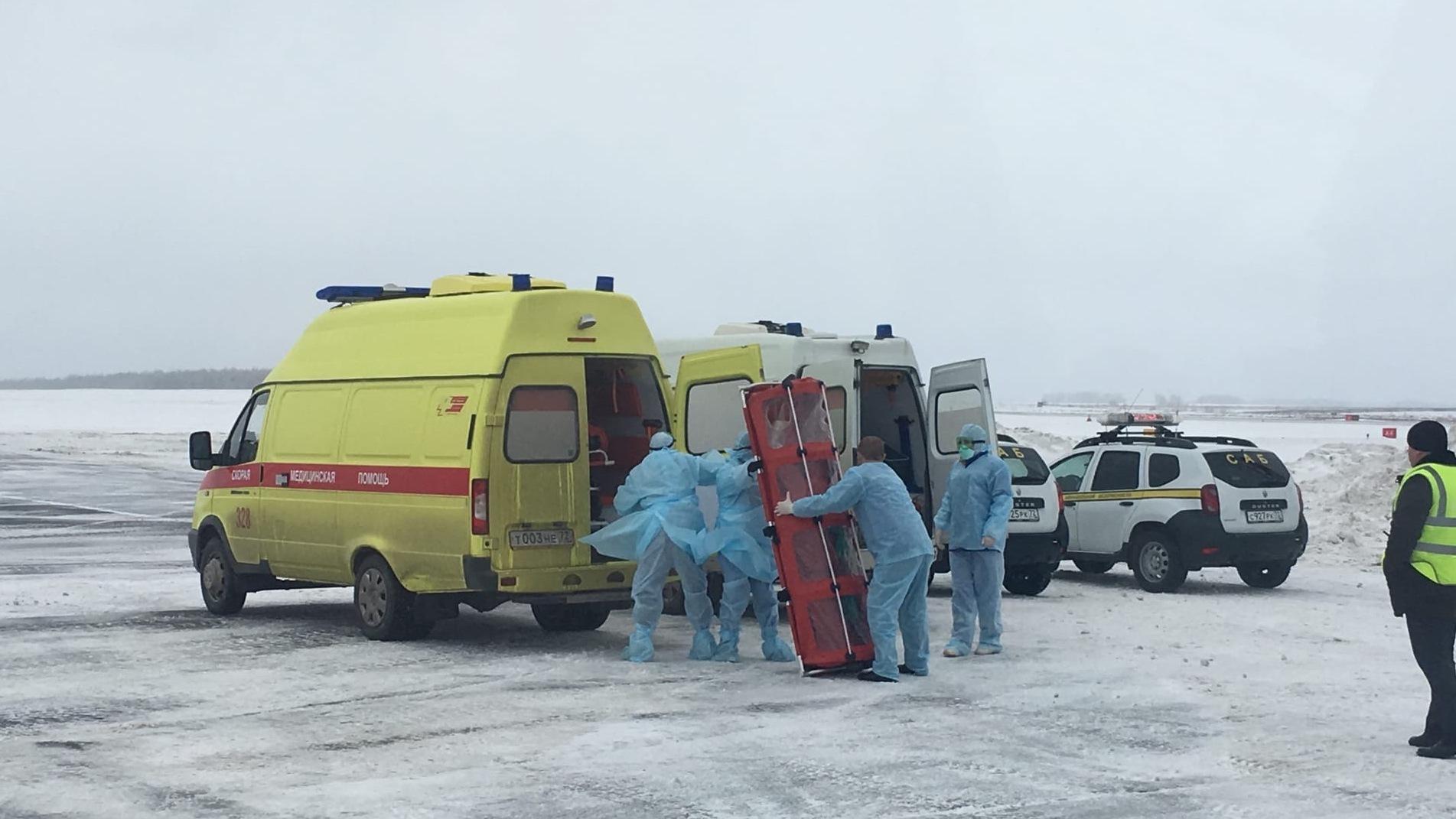 Прилетевших из Уханя россиян заперли в номерах санатория и запретили выходить оттуда