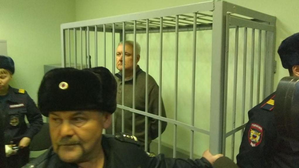 Арестованный начальник СвЖД рассказал, кто написал на него заявление