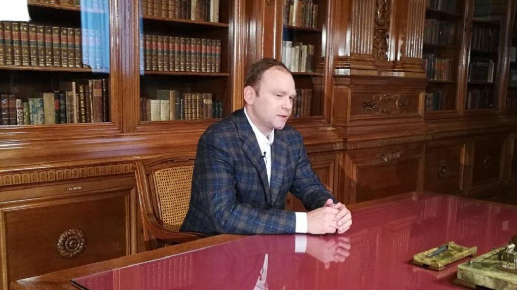Полицейские задержали политолога Федора Крашенинникова