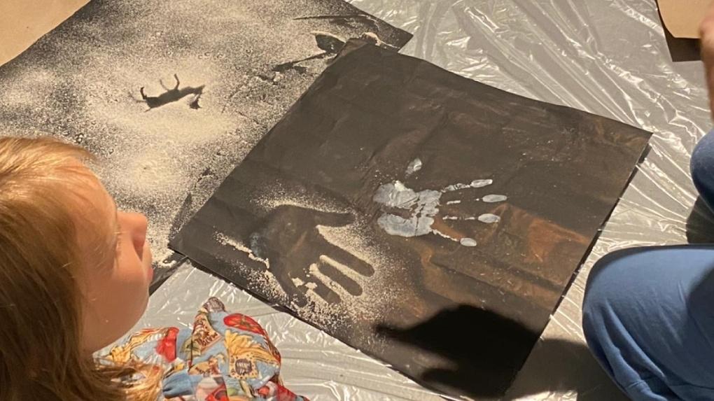 Уральские художники приняли участие в «Маленьком кураторе большого искусства»