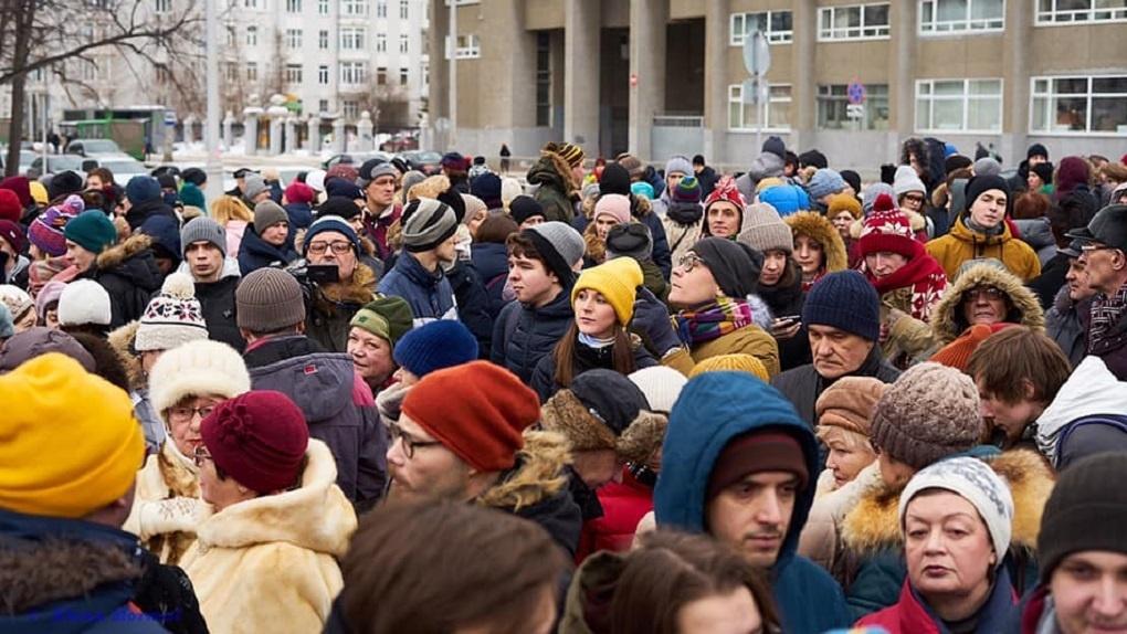 Анна Балтина, «Парки и скверы Екатеринбурга»: «Это уже не спор о месте для храма, это гражданская война»