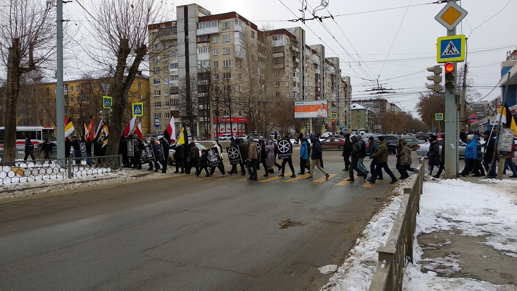 Националисты отменили традиционный «Русский марш» в Екатеринбурге. Вместо него состоится крестный ход