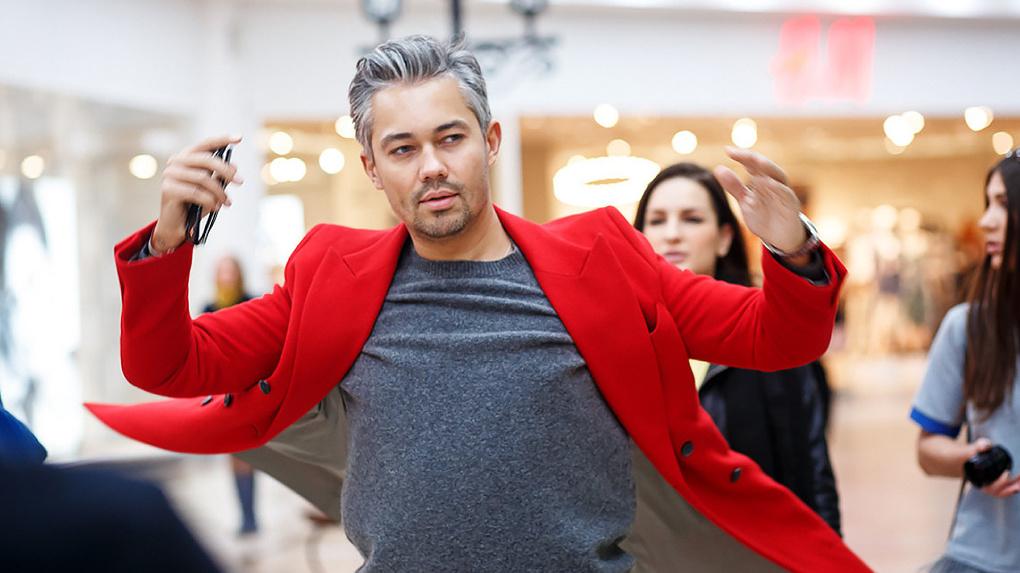 В Екатеринбурге состоится мастер-класс Александра Рогова «Модные тренды 2018 и секреты стильного образа»