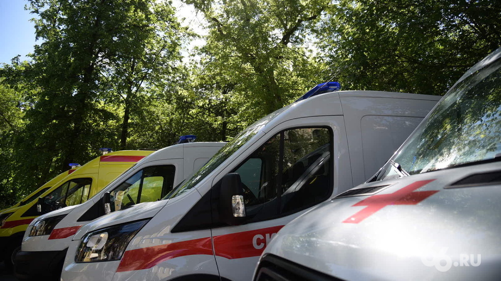Фонд святой Екатерины купил для Екатеринбурга 30 машин скорой помощи