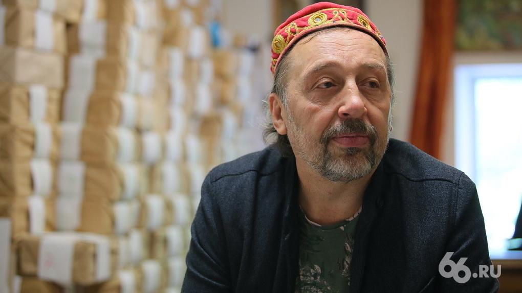 Николай Коляда в Zoom ставит международного «Гамлета» на деньги итальянского Минкульта
