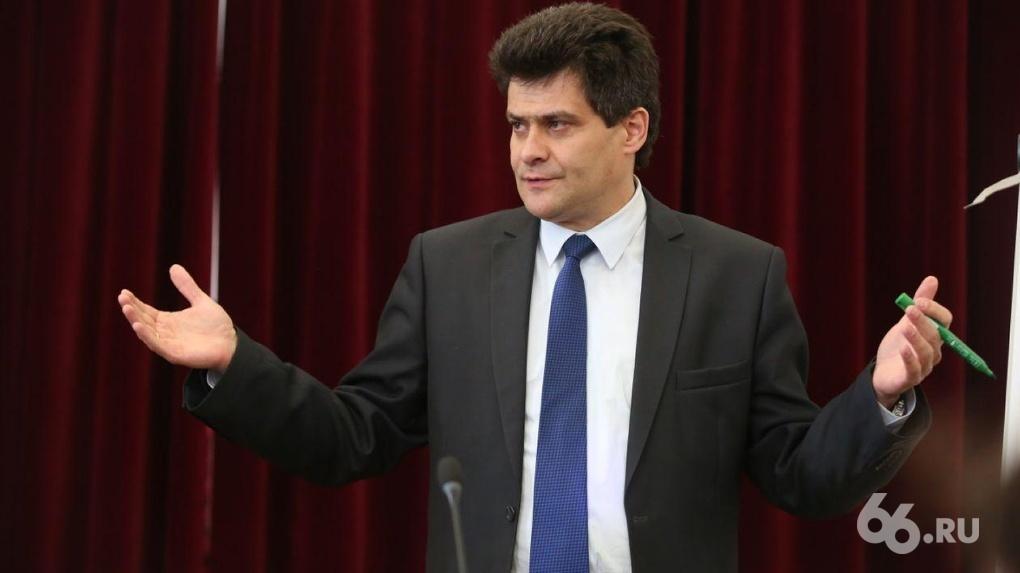 Александр Высокинский анонсировал новые опросы — на этот раз на тему мусорных полигонов